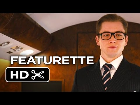 featurette - Subscribe to TRAILERS: http://bit.ly/sxaw6h Subscribe to COMING SOON: http://bit.ly/H2vZUn Like us on FACEBOOK: http://goo.gl/dHs73 Follow us on TWITTER: http://bit.ly/1ghOWmt Kingsman: The...