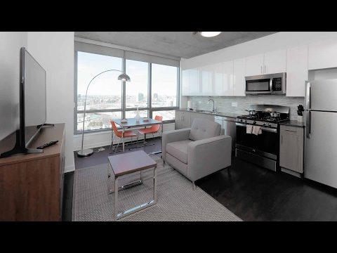 Rent a furnished Fulton River District studio at the new Kenect