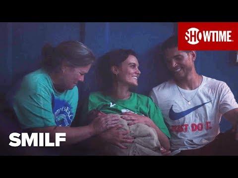 BTS: Frankie Shaw on Larry's Birth | SMILF | Season 2