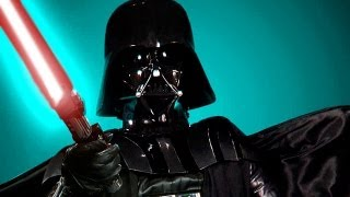 Darth Vader Therapy!  Session #18!