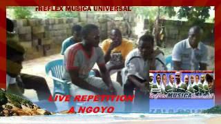 "REPETITION ""Reflex Musica bana ya ngoyo"" Congo brazzaville"
