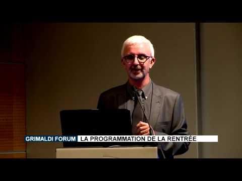 Grimaldi Forum: programme for the new autumn season