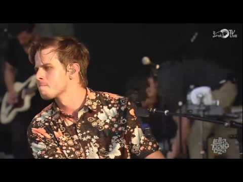Foster The People - Houdini (Live @ Lollapalooza 2014)