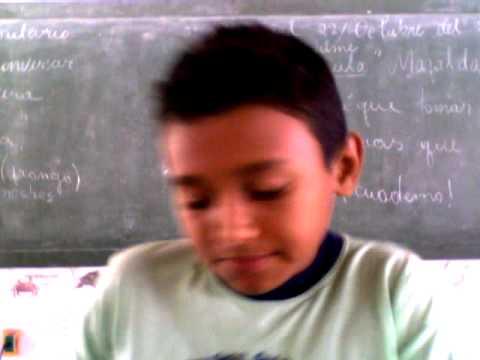 Projeto de Espanhol - Comunidade Mulungú - Pentecoste Ceará!