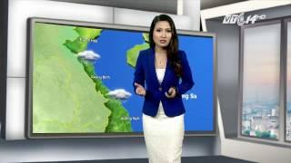(VTC14)_Thời tiết các thành phố lớn ngày 24.02.2017, Dự Báo Thời Tiết, Dự Báo Thời Tiết ngày mai, Dự Báo Thời Tiết hôm nay