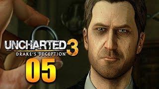 Im Licht bleiben! •️ Uncharted 3: Drake's Deception Remastered Part 5 [German/Deutsch]