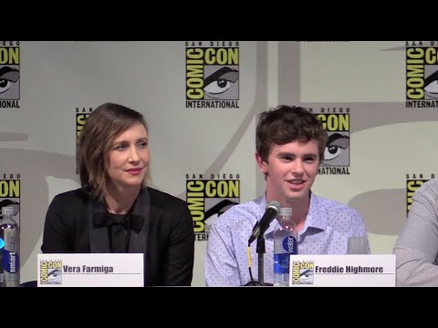 Bates Motel - Season 3 - Full Comic-Con Panel