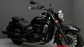 2. 2014  SUZUKI  C50 BOULEVARD 800 BOSS - National Powersports Distributors