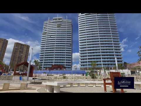 Аренда апартаментов Бенидорм! Потрясающая квартира с видом на море!
