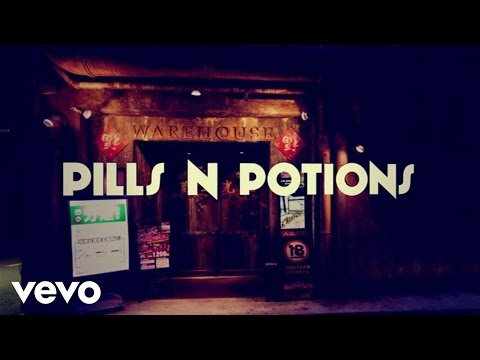 Nicki Minaj – Pills N Potions Snippet
