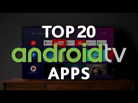Top 20 Best ANDROID TV APPS You Should Install Right Now!