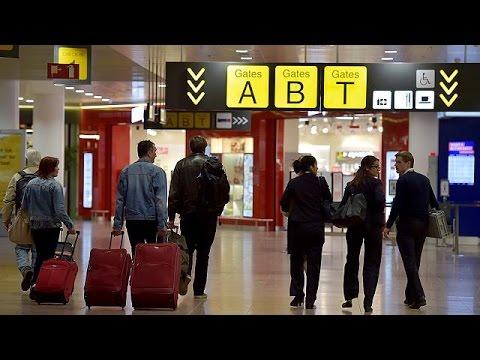 Βέλγιο: Σε λειτουργία ξανά η αίθουσα αναχωρήσεων του αεροδρομίου Ζάβεντεμ