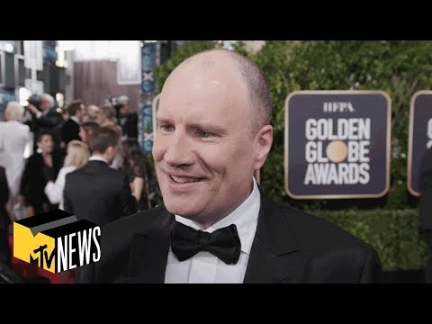 Kevin Feige on 'Avengers: Endgame' & 'Guardians of the Galaxy Vol. 3' | Golden Globes 2019