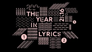 Nonton Genius Presents: The Year in Lyrics 2016 Film Subtitle Indonesia Streaming Movie Download