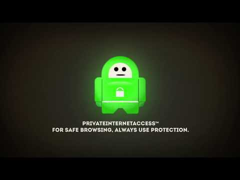 Video of VPN by Private Internet Access