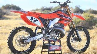 5. Ultimate 2003 Honda CR250 2 stroke build - Motocross Action Magazine