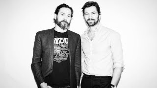 Henry Thomas and Michiel Huisman Chat New Netflix Horror 'The Haunting Of Hill House'