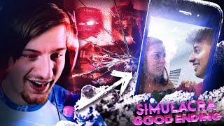 Video SAVING ANNA AND TAYLOR + BEATING THE SIMULACRA!! || Simulacra (BEST ENDING) MP3, 3GP, MP4, WEBM, AVI, FLV Maret 2018