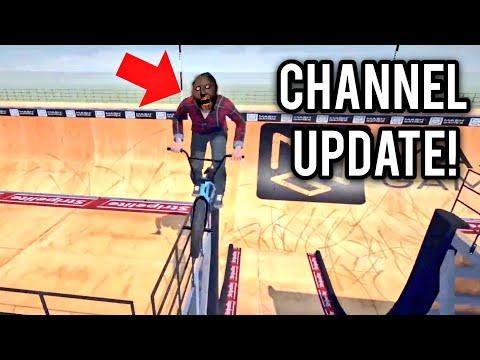THE REASON I DONT PLAY BMX STREETS PIPE (видео)