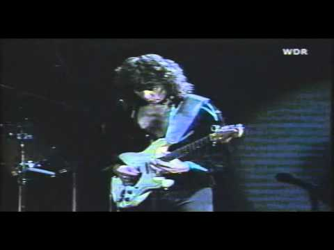 Deep Purple - Knocking At Your Backdoor (Live in Paris 1985) HD (видео)