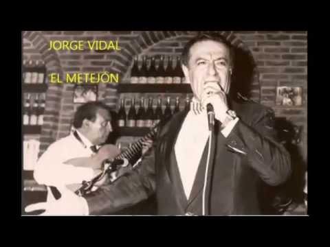 EL METEJÓN  -  JORGE VIDAL   - TANGO