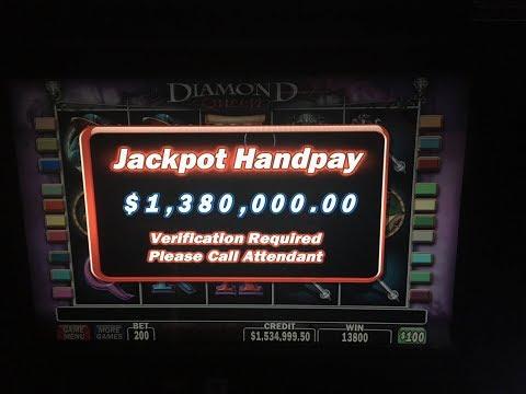 Million Dollar Jackpot Huge Win