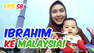 Video YEAY! PERTAMA KALI BABY IBRAHIM KE MALAYSIA | EPS 58 MP3, 3GP, MP4, WEBM, AVI, FLV November 2018