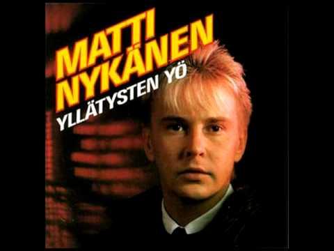 Matti Nykänen - Yllätysten yö tekijä: MasanMusat
