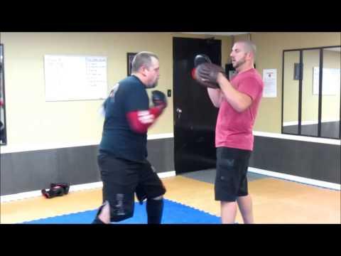 Kickboxing, mma, grappling techn. ( escape arm bar, omoplata) in Patenaude's martial arts Belleville