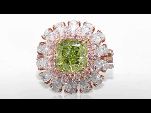 Natural Fancy Colour Diamonds