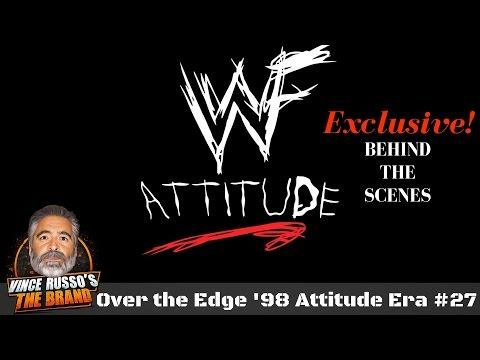 WWE RAW Attitude Era (WWF) w/ Vince Russo Archive: EPISODE #27 Over the Edge 1998 (видео)