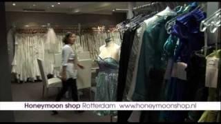 Bedrijfsfilm Honeymoon shop Rotterdam