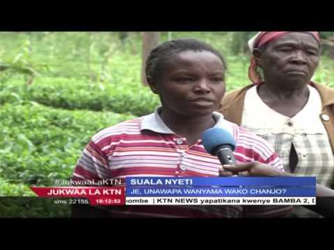 Jukwa ya KTN: Chanjo kwa Wanyama wa Nyumbani, Juni 28, 2016 Sehemu ya Kwanza