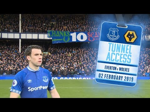 Video: EITC'S BIRTHDAY CELEBRATED, FANS MARK 10 YEARS OF COLEMAN   TUNNEL ACCESS: EVERTON V WOLVES