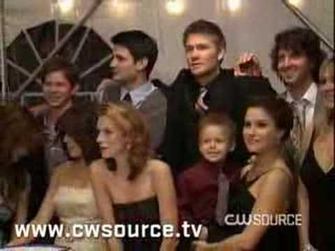 TheCWSource - In honor of the One Tree Hill 100th episode this week, we have some fun cake-cutting footage from the One Tree Hill 100th episode party in Wilmington, NC. Ch...
