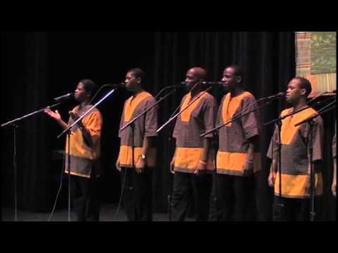 Ladysmith Black Mambazo -Amazing Grace Live