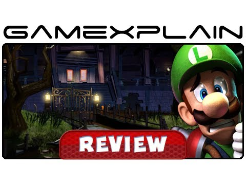 mansion videos - http://www.GameXplain.com Does Luigi's Mansion 2: Dark Moon on the Nintendo 3DS live up to its GameCube predecessor? Find out in our full review of the singl...