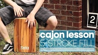 Lesson: Five Stroke Fill