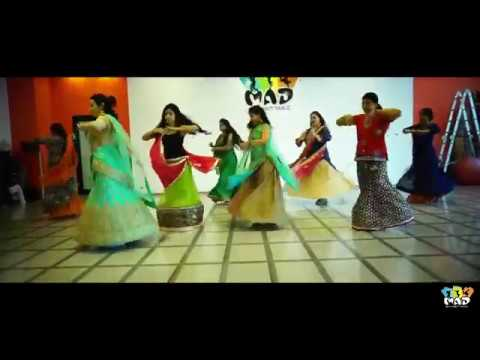 NAINO WALE NE || THUMKAS || BOLLYWOOD || MAD ABOUT DANCE DUBAI || JUNE 2018