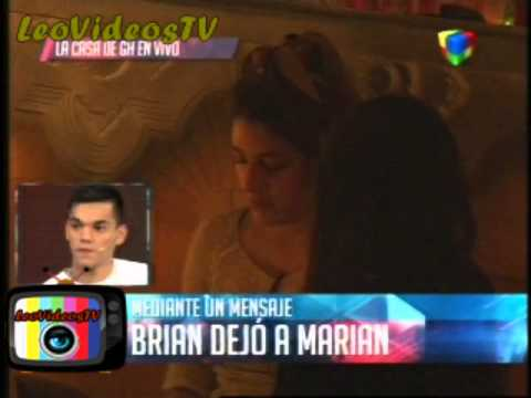 Marian muy tristes porque brian la dejo GH 2015 #GH2015 #GranHermano