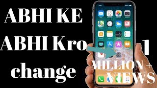 Video iPhone Settings You Should Change Right Now MP3, 3GP, MP4, WEBM, AVI, FLV Oktober 2018