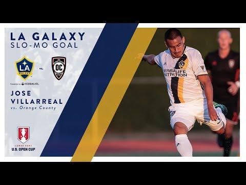 Video: Jose Villarreal with a SCREAMER | Slo-mo Goal