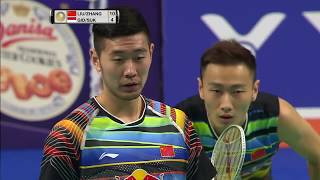 Video Danisa Denmark Open 2017 | Badminton F M4-MD | Liu/Zhang vs Gid/Suk MP3, 3GP, MP4, WEBM, AVI, FLV September 2018