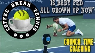 Dimitrov has won his first Masters 1000 title in Cincinnati sunday. Does this signal that he is ready to put baby fed behind him and...