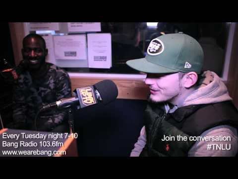 "Benny Banks ""Squeeks Is Acting For The Camera"" 