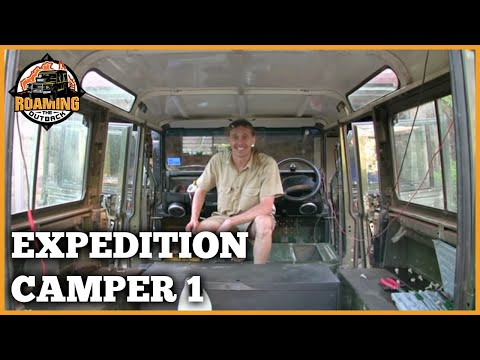 defender - I've decided to convert my Land Rover Defender 110 wagon into an expedition camper, in preparation for an around Australia 4x4 trip in the coming years. The ...
