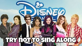 Video TRY NOT TO SING ALONG CHALLENGE | Disney Channel Original Movies Edition MP3, 3GP, MP4, WEBM, AVI, FLV Oktober 2017