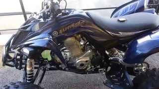 10. Yamaha Raptor 700R 2014 SE