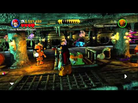 Xbox 360 Longplay [034] Lego Pirates of the Caribbean (part 6 of 9)
