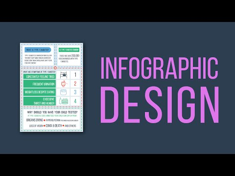 Illustrator Tutorial - Flat Infographic